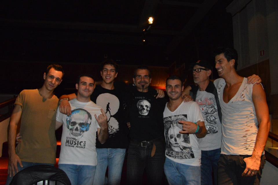 Battle of the bands Italy 2012 by Virgin Radio, Hard Rock Cafe e FIAT